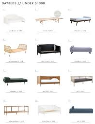 a roundup of 36 of our favorite daybeds emily henderson