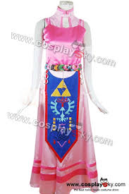 zelda halloween costumes the legend of zelda princess zelda cosplay dress cosplaysky com
