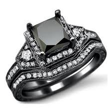 Black Gold Wedding Rings by 29 Best Rings Images On Pinterest Rings Rose Gold Rings And Jewelry