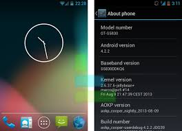 android 4 2 jelly bean jellybean 4 2 2 custom rom for samsung galaxy ace