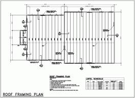 sle house plans roof framing plan sle best roof 2017