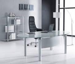 Used Modern Office Furniture by Bear Glass Creates Modern Glass Desktops Bear Glass Blog In Modern
