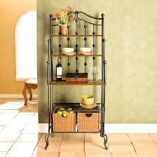 Large Bakers Rack Kitchen Bakers Rack Cabinets Ikea French Subscribed Me Kitchen