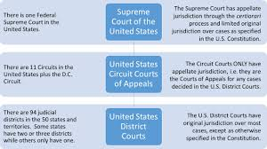 federal circuit court map federal court system you stumped