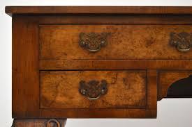 Schreibtisch 150 Cm Breit Schreibtisch Antik Aus Walnuss Holz
