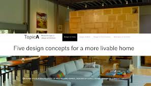 Home Design Concepts 5 Concepts For A More Livable Home Kevin Harris Architect