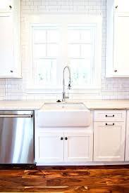 ceramic subway tile kitchen backsplash pictures white photos