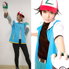 Ash Ketchum Halloween Costume Cheap Pokemon Ash Games Aliexpress Alibaba Group