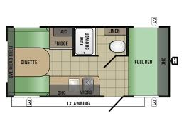Fleetwood Prowler 5th Wheel Floor Plans by New Or Used Travel Trailer Campers For Sale Rvs Near Richmond