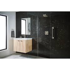moen yg5124ch voss chrome grab bars bathroom accessories