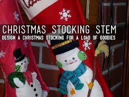 christmas stocking stem by tammy hershey