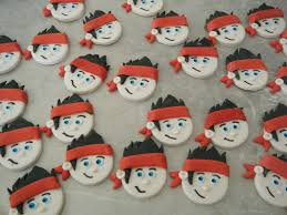 cassy u0027s cakes jake and the neverland pirates cupcake toppers