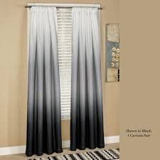 Grey Room Curtains Curtain Astonishing Black And Grey Curtains Curtain Stage