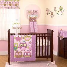 photo modest purple baby bedding crib sets baby nursery decor