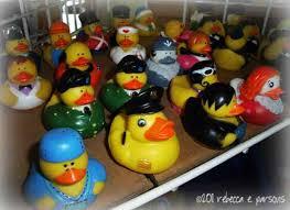 Sunday Inspiration Image 120 Rubber Ducks Dressed for Halloween