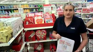 Grocery Merchandising Jobs Tng Kmart Book Merchandising Youtube