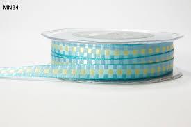 3 8 inch ribbon 3 8 inch woven check ribbon may arts wholesale ribbon