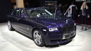 roll royce fenice mondial de l u0027auto paris 2014 new 2016 purple rolls royce ghost