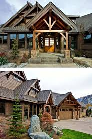 Angled Garage House Plans by Top 25 Best Craftsman House Plans Ideas On Pinterest Craftsman