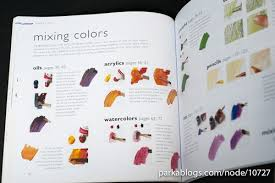 book review color mixing bible all you u0027ll ever need to know