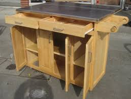 mobile kitchen island plans may 2017 s archives mobile island kitchen pull out shelves for