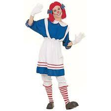 Rag Doll Halloween Costume Women U0027s Rag Doll Costumes Ebay