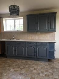 painting kitchen cabinets frenchic my kitchen cabinets are painted by fifi with frenchic paint