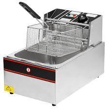 table top fryer commercial 2500w 6l electric deep fryer commercial tabletop restaurant frying
