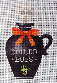 626 best needlepoint halloween images on pinterest needlepoint