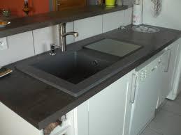 plan de travail cuisine effet beton plan de travail effet beton cire maison design bahbe com