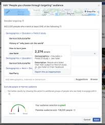 facebook enabled advertisers to reach u0027jew haters u0027 u2013 talking
