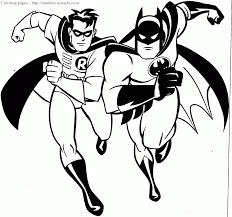 free coloring pages batman