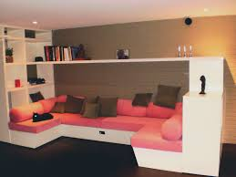 canape fabrique en les coulisses de gabarit le meuble canape etagere