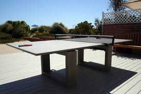 outdoor table tennis dining table luxury furniture design idea ping pong dining table for outdoor