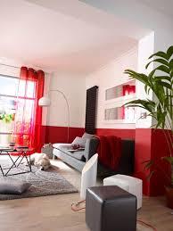deco cuisine et blanc deco salon et noir affordable stunning deco salon noir avec