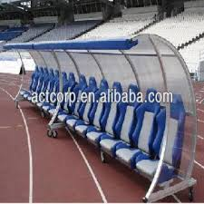 soccer player bench dugouts dugout global sources