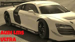 Audi R8 Upgrades - real racing 3 audi lms ultra fully upgraded youtube