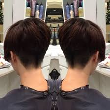 hair styles for back of 40 pretty short haircuts for women short hair styles