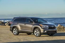 4 cylinder toyota highlander 2016 toyota highlander leader of the midsize crossover pack toyota