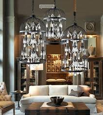 birdcage lighting chandelier medium size of chic chandelier