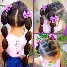 Hairstyles For Toddlers Girls by Fun Hairstyle For Little Girls U2026 Pinteres U2026
