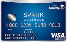 capital one gift card capital one spark review nerdwallet