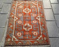 Vintage Bathroom Rugs Bathroom Rugs Etsy