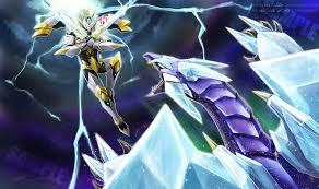 art utopia the lightning vs crystal wing dragon imgur