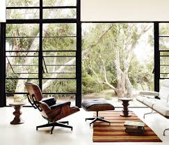 lounge chair for living room home decor eames lounge chair and ottoman loungesessel von herman