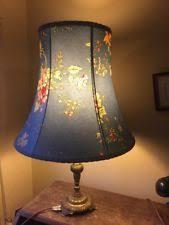 Vintage Table Lamp Shades Vintage Retro Lampshades And Lightshades Ebay