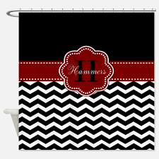 Red And Black Bathroom Accessories by Black And Red Chevron Bathroom Accessories U0026 Decor Cafepress
