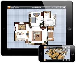 2d room planner architecture the charming gadget with black domination colour in