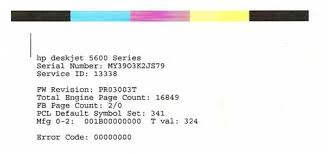 inkjet411 hp 56 ink cartridge error