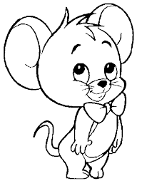 coloring stunning coloring mouse cartoon coloring